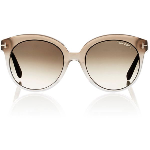802a466c8dd Tom Ford Monica Sunglasses ( 390) ❤ liked on Polyvore featuring accessories