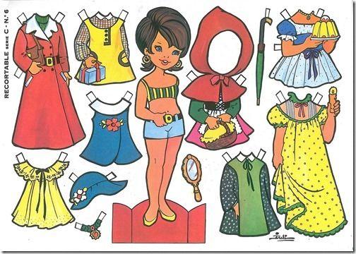 Juegos De Vestir Muñecas Gratis Para Recortar Muñecas De Papel Antiguas Vestidos De Muñecas Muñecas