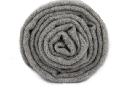 Écharpe grise chinée en laine  - pashmina cachemire indien d'inde- cashmere pashmina indian from india - pashminacachemire.com