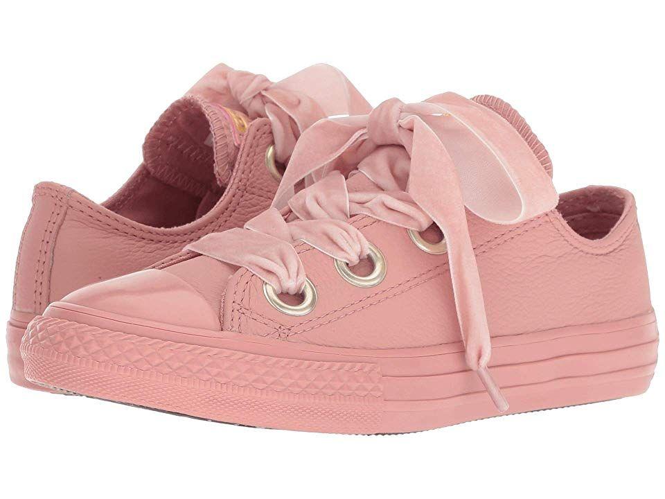 Converse Chuck Taylor All Star Big Eyelets Kids Shoes Pink