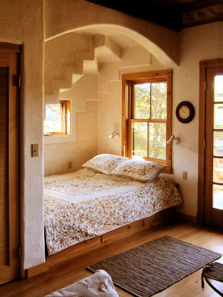 Cozy Cottage Bed Nook Home Decor Bed Nook Sleeping