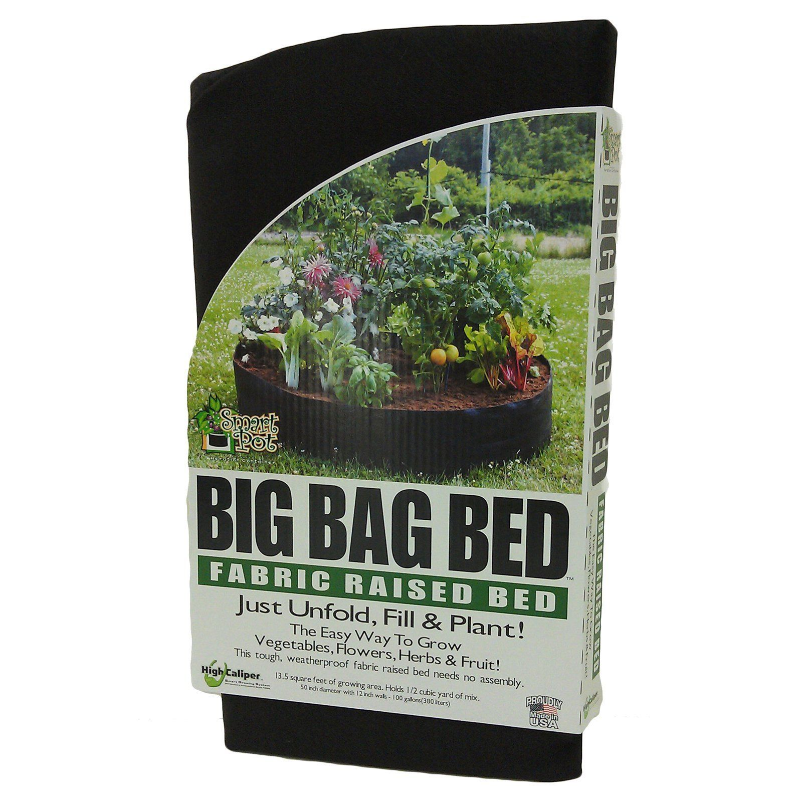 Smart Pot Big Bag Raised Garden Bed