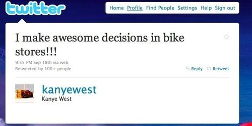 25 Of Kanye West S Most Thought Provoking Tweets Epic Fail Pictures Thought Provoking Epic Fails Funny