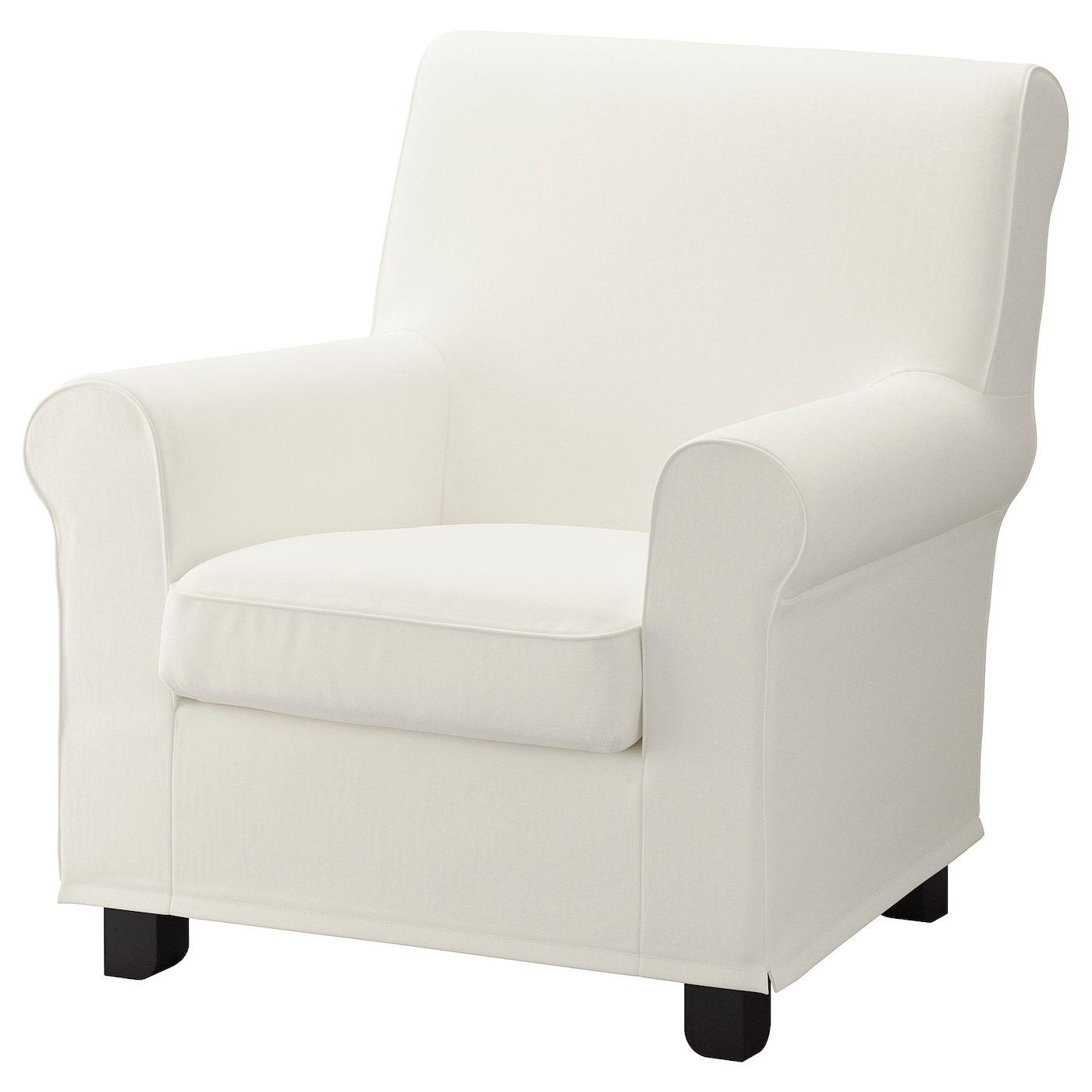 Gronlid Fauteuil Inseros Wit Ikea Ikea Armchair Armchair Ikea