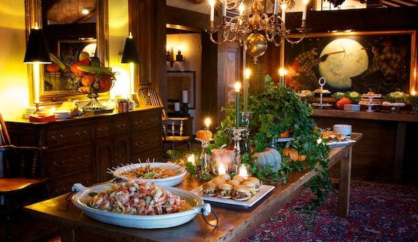 Hosting a Harvest Party in News & Opinion on The Food Channel®