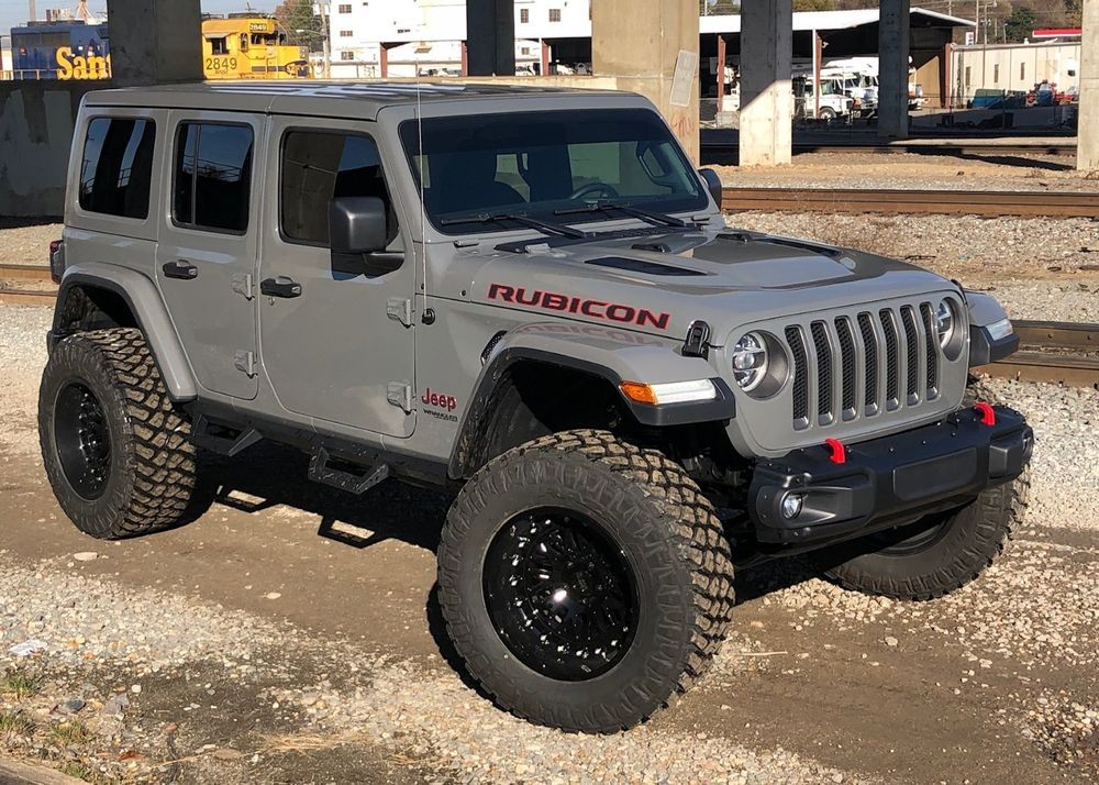 2018 Jeep Wrangler Unlimited Rubicon Jeep Wrangler Jeep