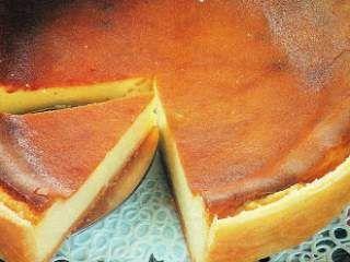 Photo of Torta al formaggio fresco., Ricetta Petitchef Le voglie semb