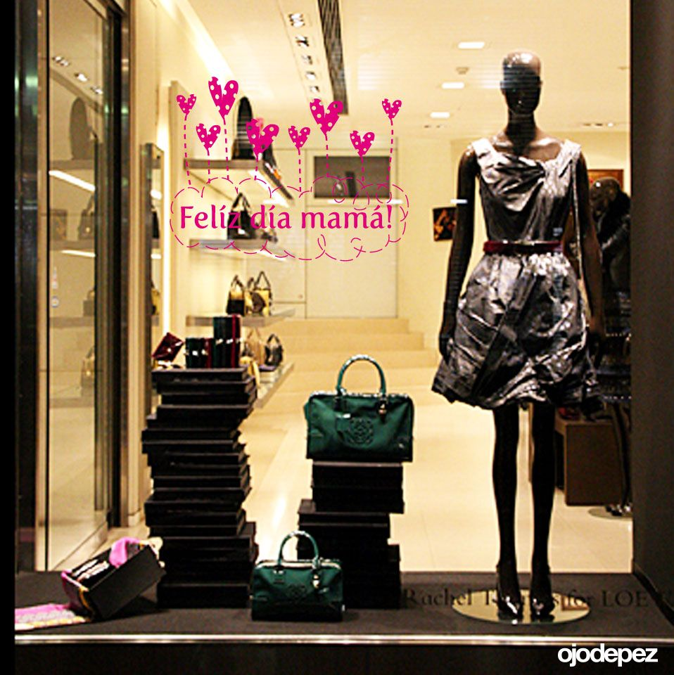 Vinilos Día de la Madre 010: Vinilos decorativos Día de la Madre ...