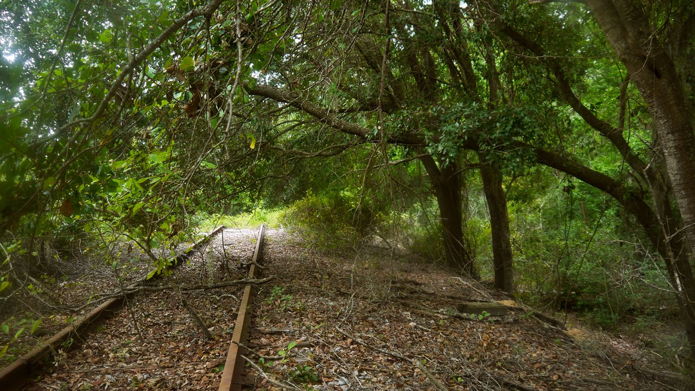 abandoned railroad track. 09/17/2016 | Pictures by Bigfoot ...