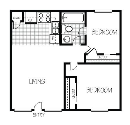 1 2 3 Bedroom Apartments In Macomb Il Floor Plans Tiny House Floor Plans Bedroom Floor Plans Small House Floor Plans