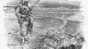The real Robinson Crusoe, Article in finnish.