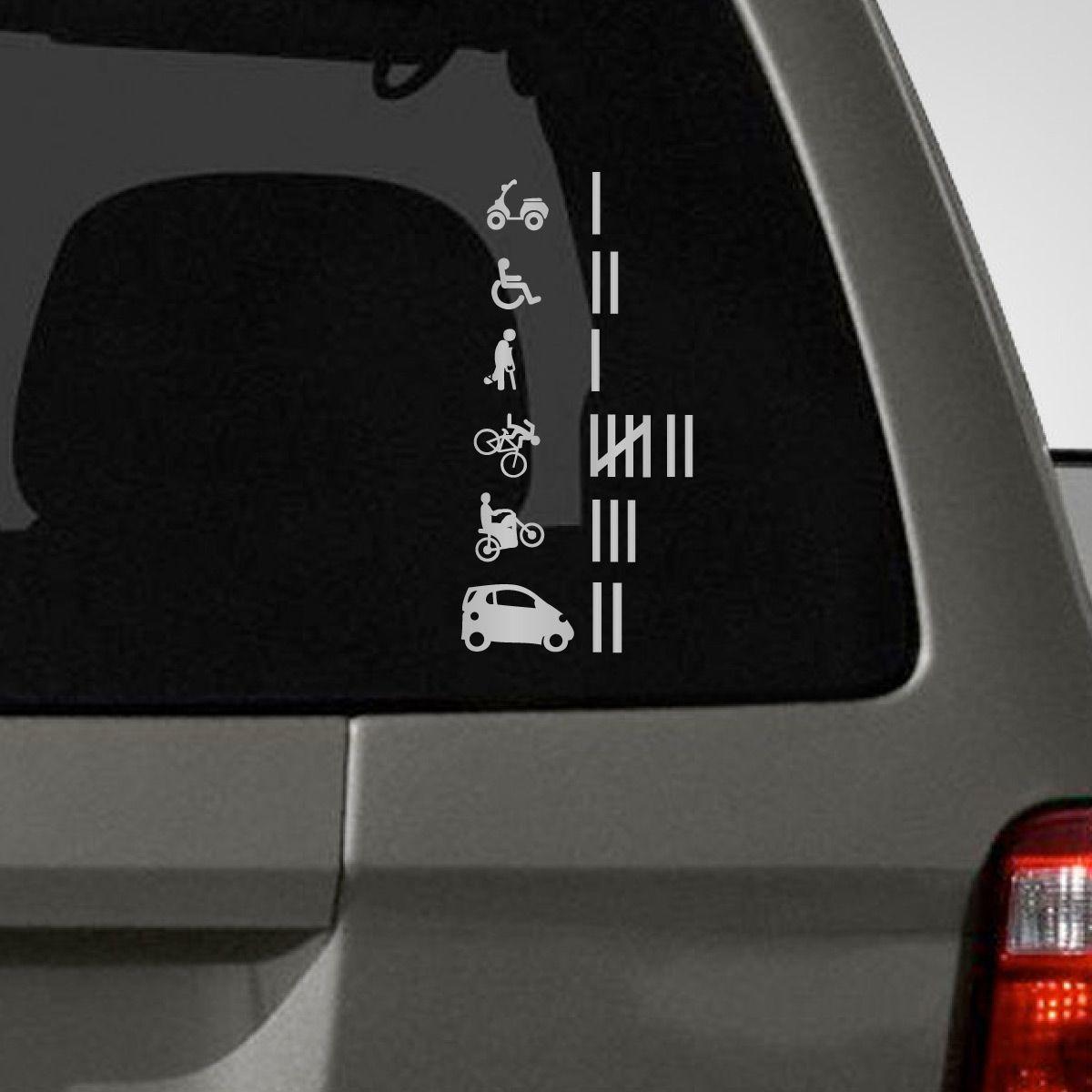 Keeping Score Car Decal Car Decals Car Stick Figure Family [ 1200 x 1200 Pixel ]