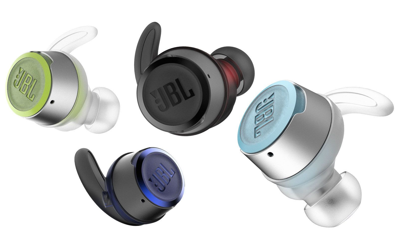 Jbl Unveils Four New Options For True Wireless Earbuds Wireless Earbuds Wireless Earphones Jbl Headphones