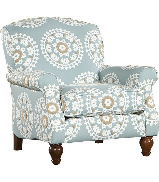 Tremendous This Pastel Melody Accent Chair From Havertys Looks Like Machost Co Dining Chair Design Ideas Machostcouk