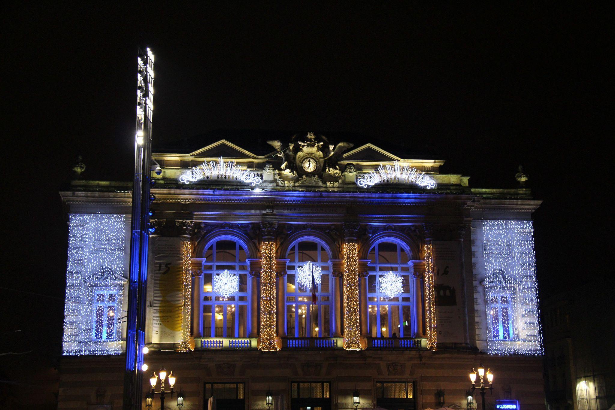 https://flic.kr/p/BHdhC1 | Opéra Comédie Montpellier