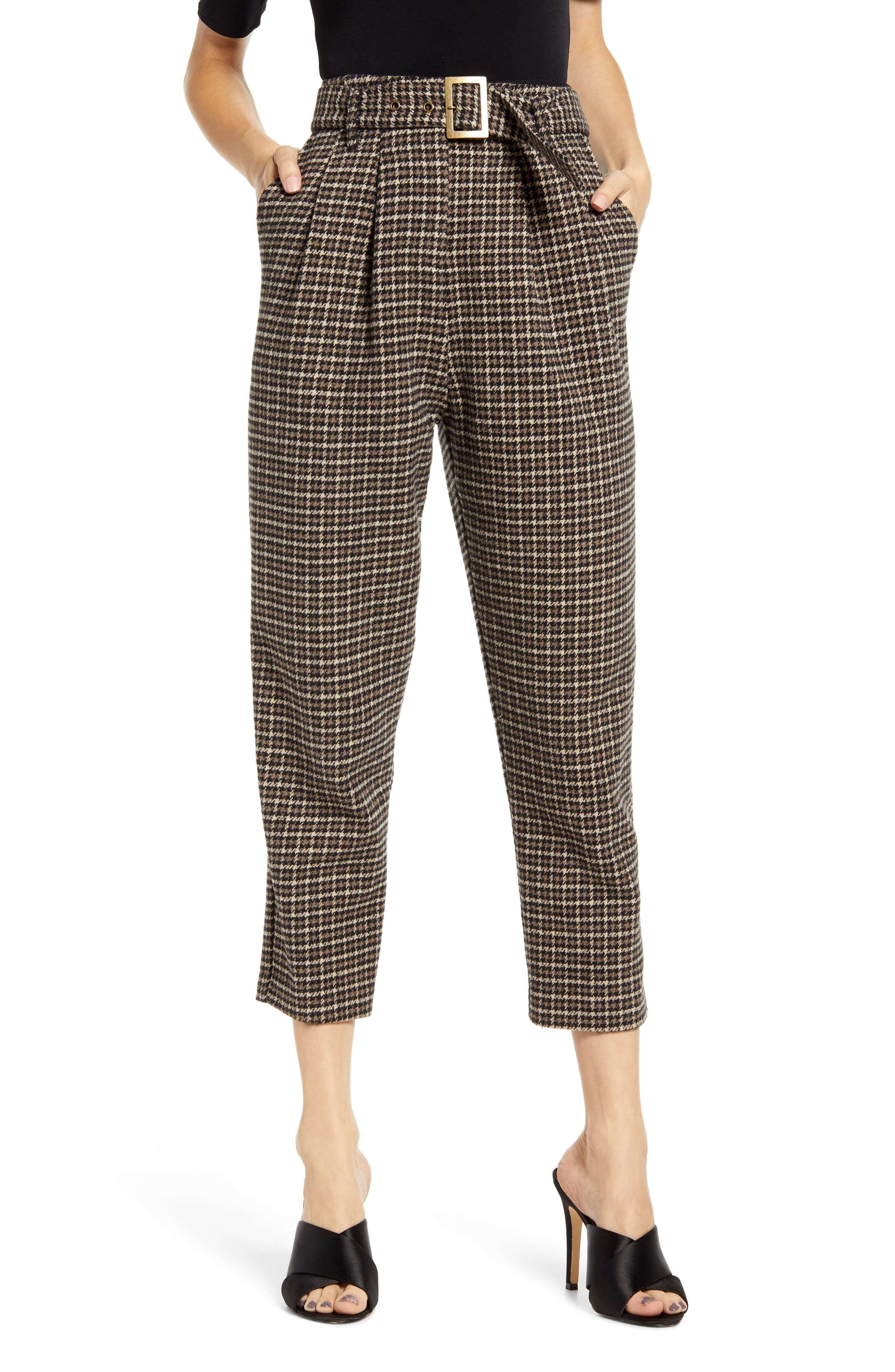 ASTR the Label Larsen Crop Pants #fall2019fashiontrends