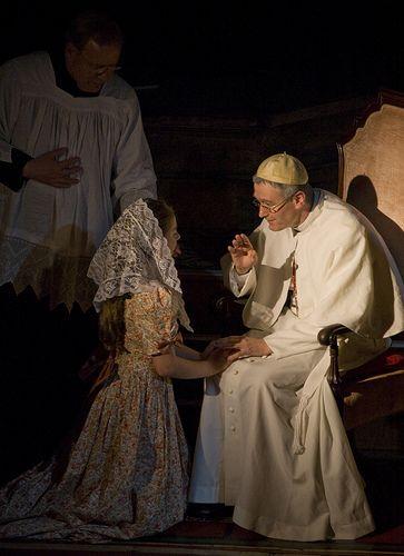 St Thérèse asks to enter Carmel | Flickr - Photo Sharing!
