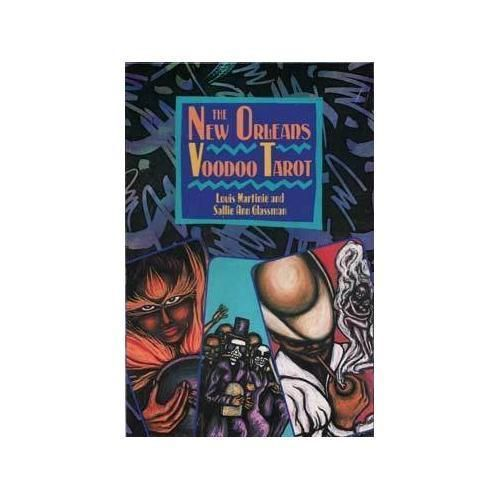 New Orleans Voodoo Tarot Deck By Martinie & Glassman