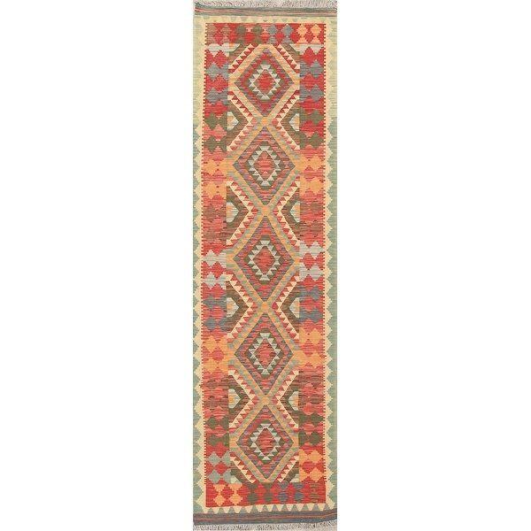 Oriental Kilim Hand Woven Persian Southwestern Modern Wool Runner Rug 9 6 X 2 9 Runner Colorful Rugs Rugs Rug Runner