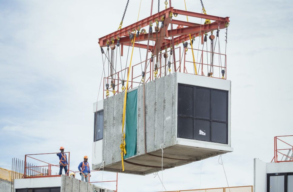 Singapore Testing Ground For Modular Constructionsingapore Testing Ground For Modular Construction Evler Ates Cukuru Ates