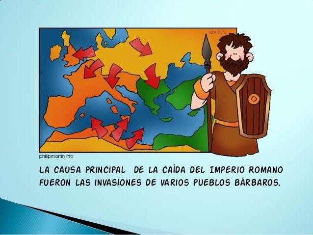 Presentacion Roma 1 Geografia E Historia Romanos Imperio Romano