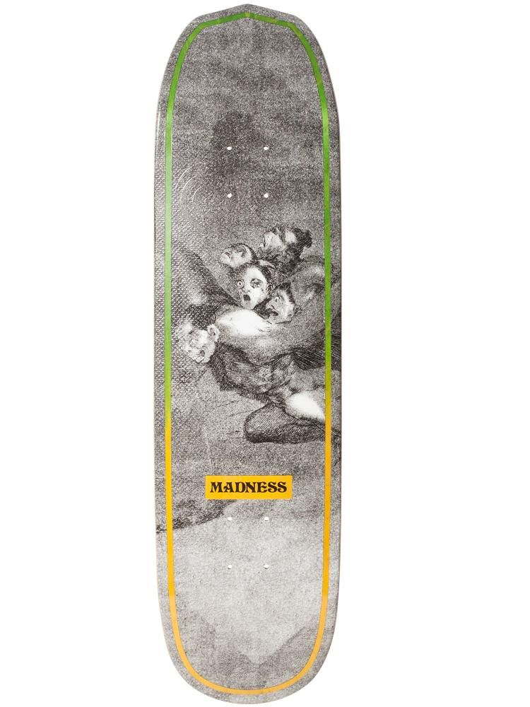 MADNESS Burdn 8.375 R7 Skateboard Deck  c712be27a93