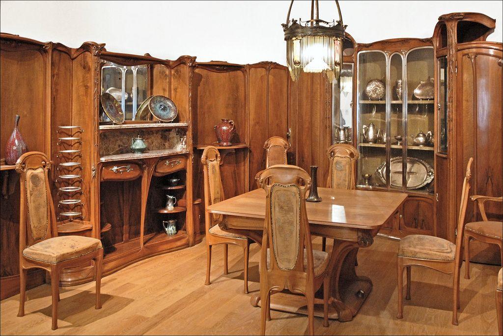 La salle à manger de l'hôtel Guimard (Petit Palais) | Flickr - Photo Sharing!