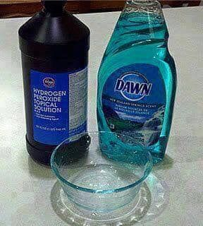 The ultimate stain remover that actually works on a seriously set in stain! Never buy oxyclean again! - Recipes Cooker #setinstains