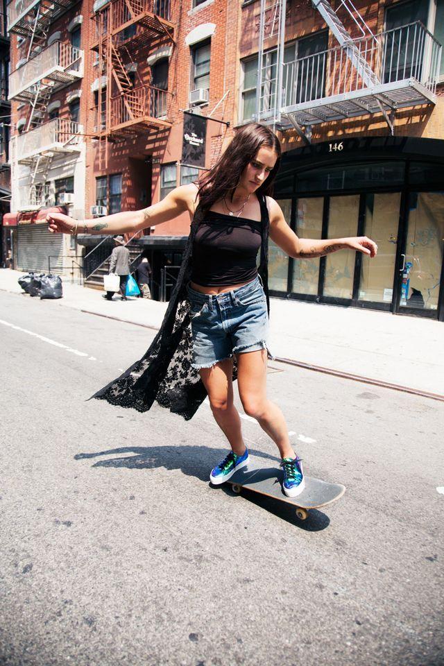 Skater style dresses for women