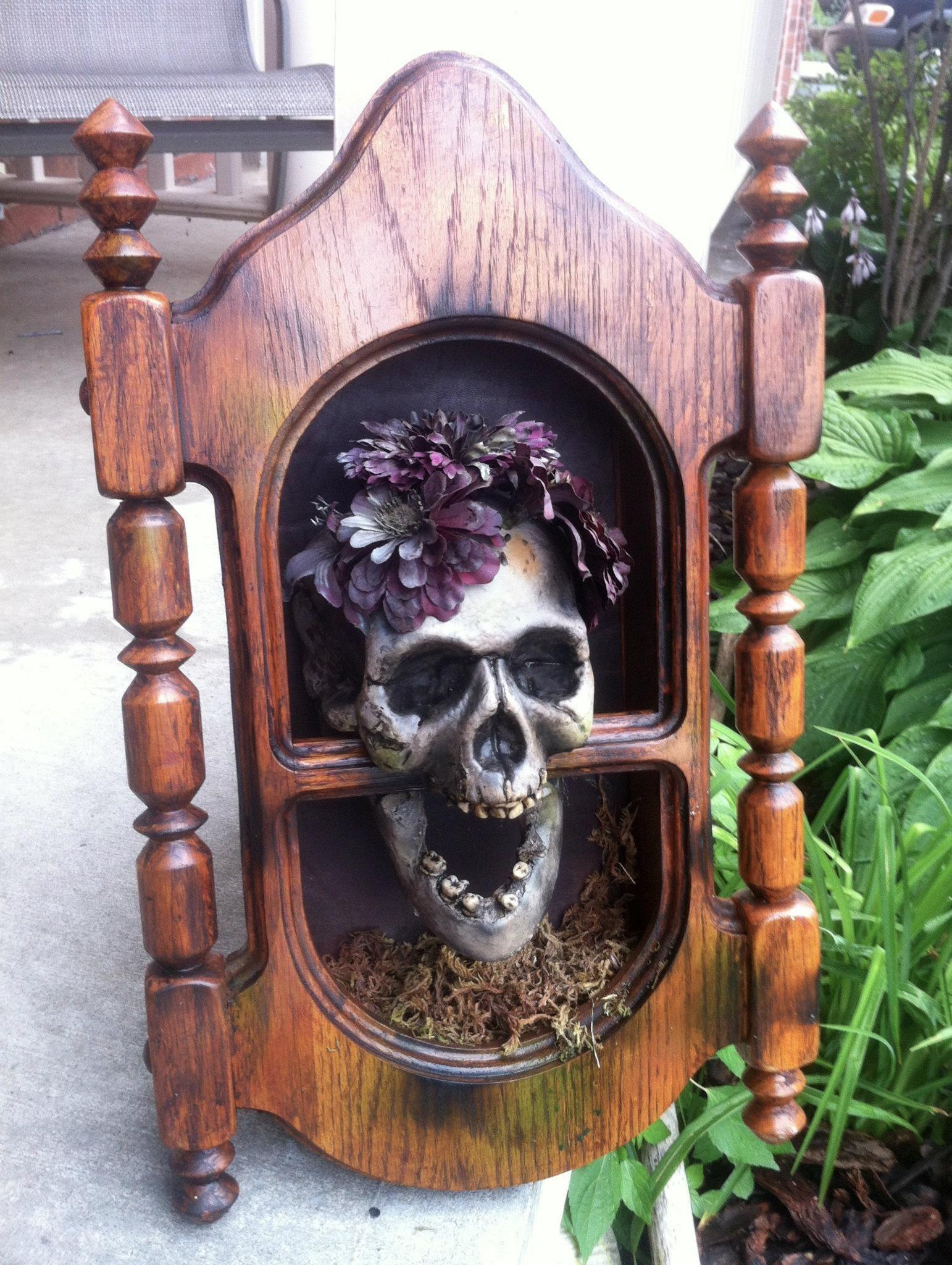Pinterest Halloween Wall Decor : Wall decoration my haunted artworks nice