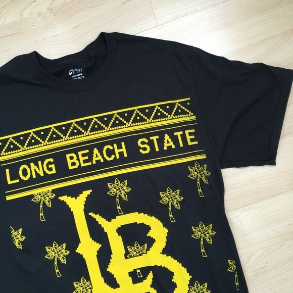 Long Beach State College T Shirt Boutique College T Shirts Long