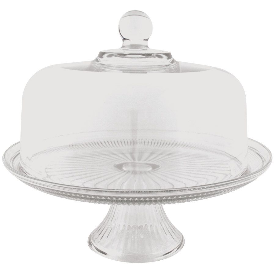 Anchor Hocking 86475L13 12\  Glass Canton Cake Stand Set  sc 1 st  Pinterest & Anchor Hocking 86475L13 Canton 12\