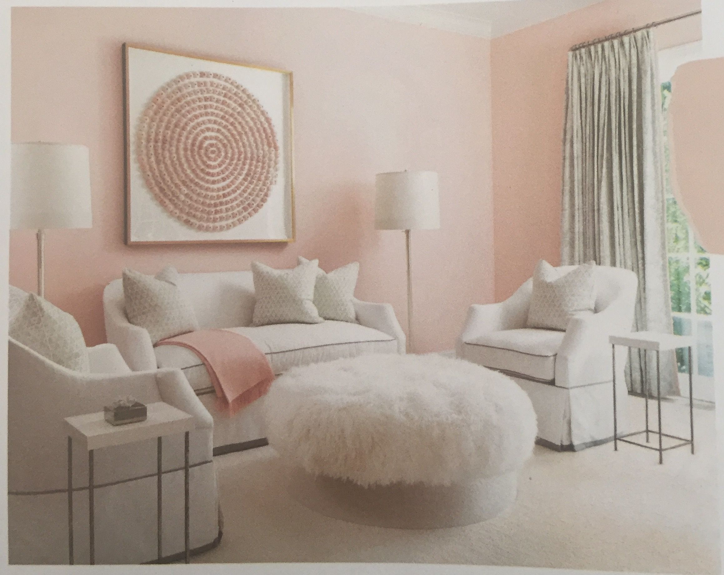 sheer pink by benjamin moore colorful baby nursery room on benjamin moore paint by room id=70286