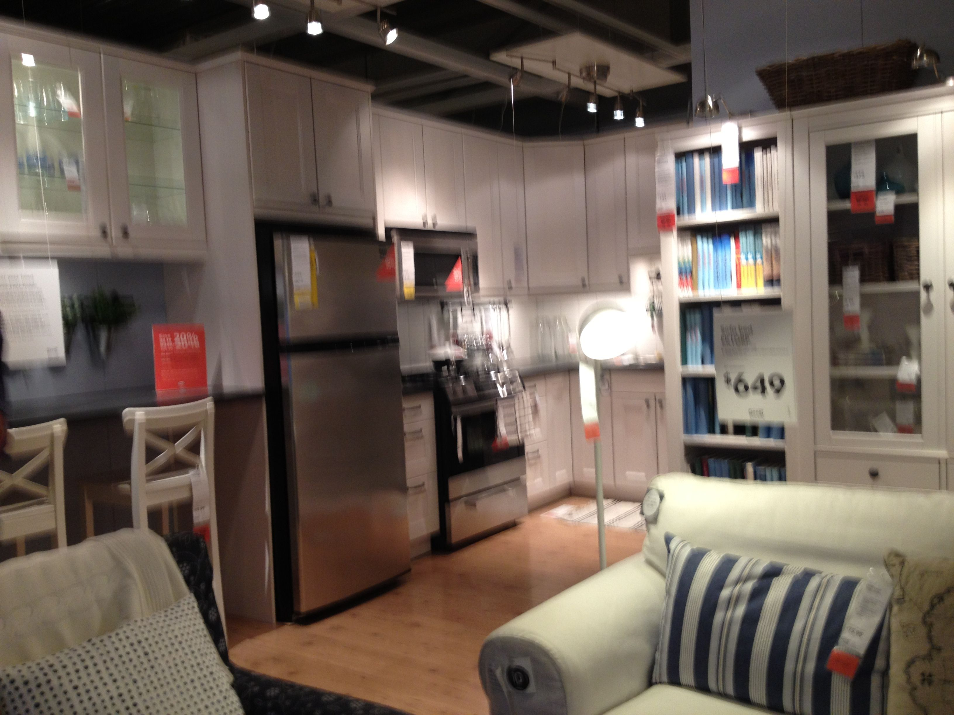 Ikea Small House Plan Spaces Living Room