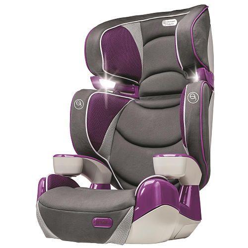 Evenflo Rightfit Booster Car Seat Hollyhock Evenflo Babies R Us Car Seats Baby Car Seats Booster Car Seat