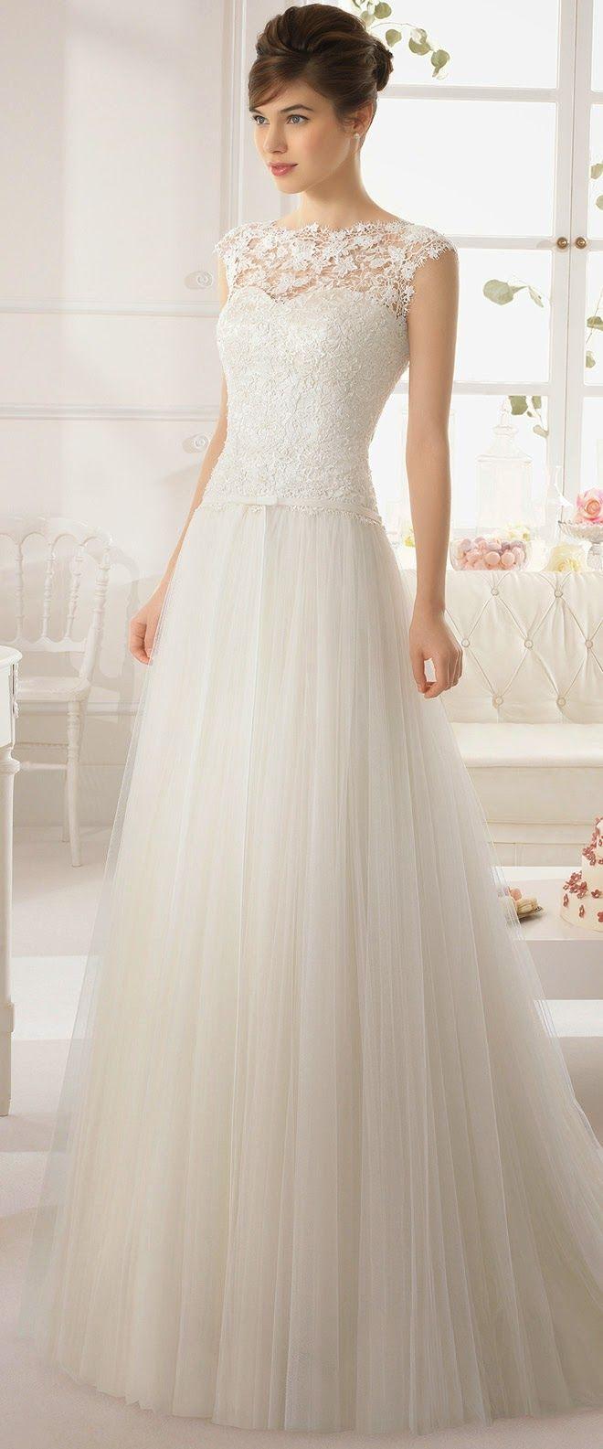 Cheap modest wedding dresses  Aire Barcelona  Bridal Collection  Part   Aire barcelona