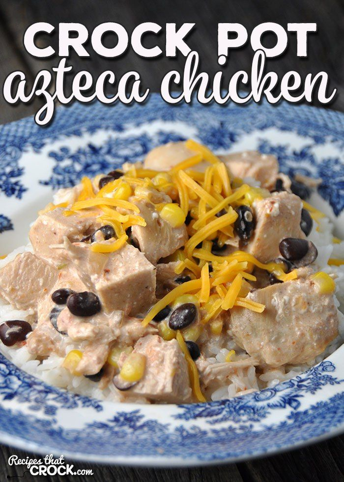 Oh my folks do i have a treat for you this crock pot azteca this crock pot azteca chicken is going to immediately show up on your go to recipe list it is easy and de forumfinder Choice Image