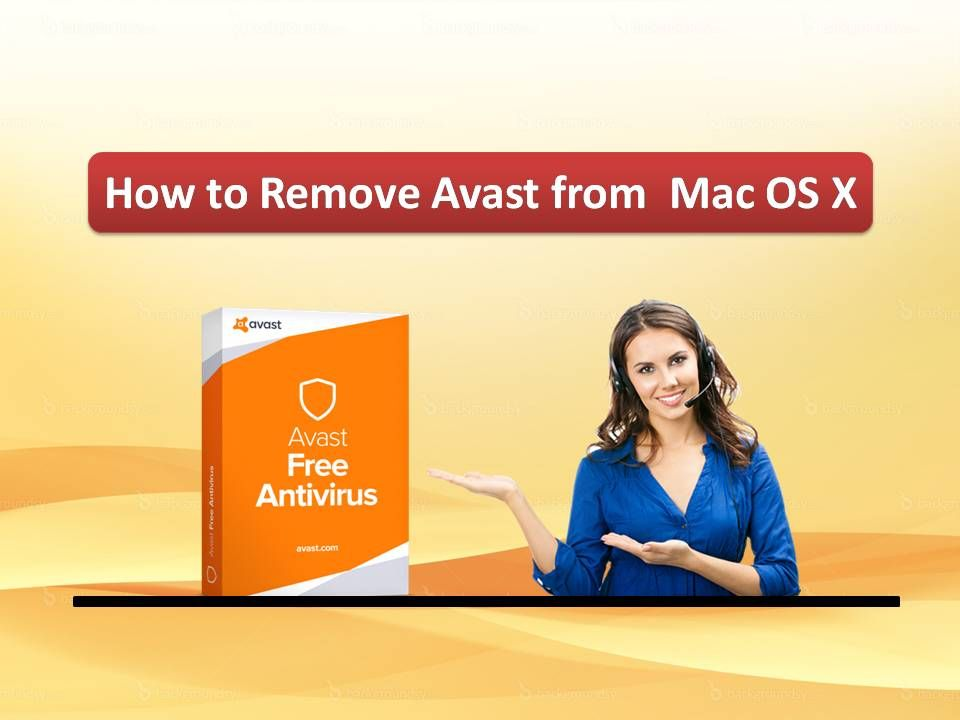How to Remove Avast from MAC OS X | Avast Support Helpline