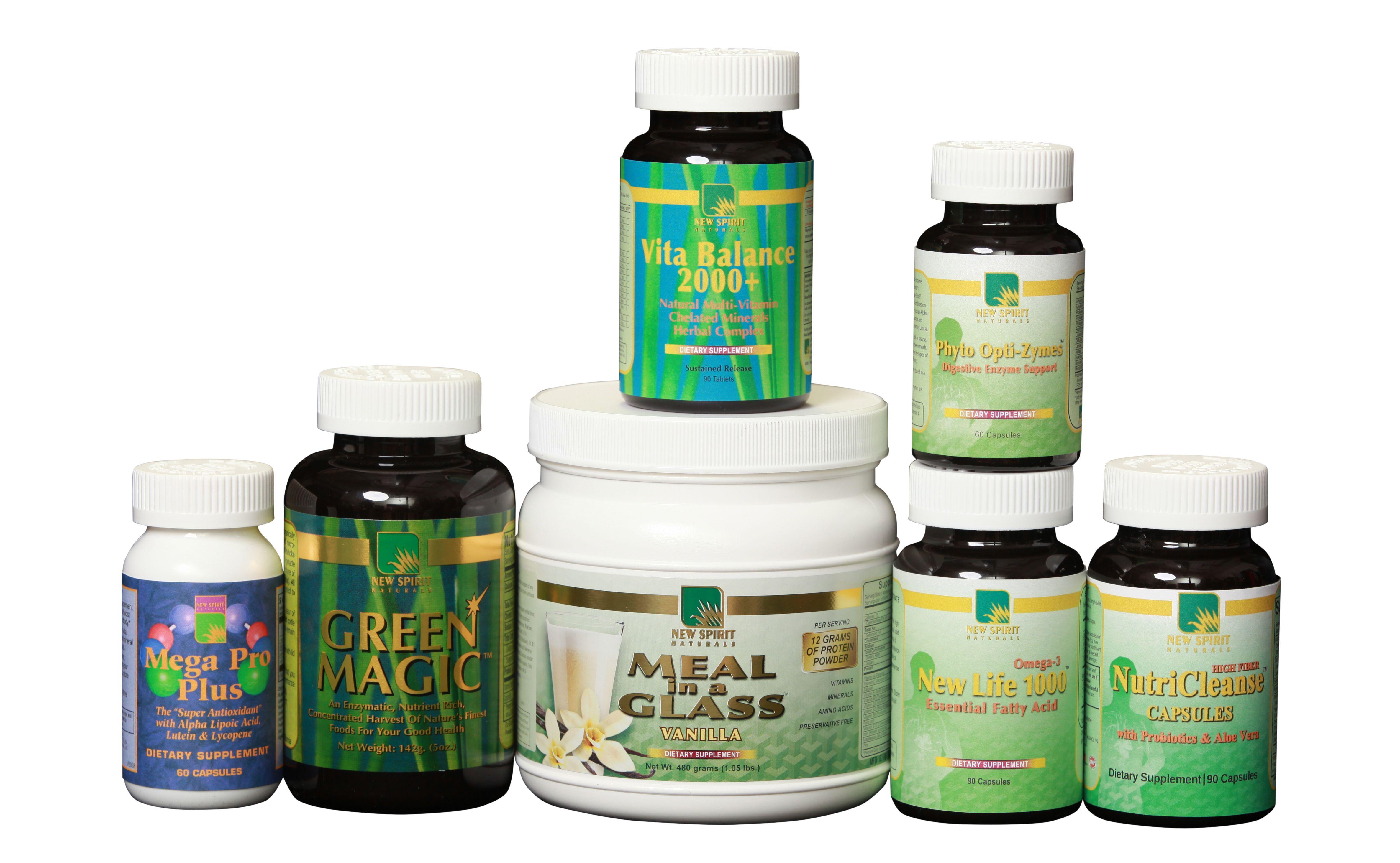A comprehensive wellness plan for those desiring optimum