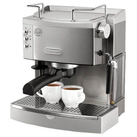 DeLonghi - EC702 - Coffee Makers & Espresso Machines