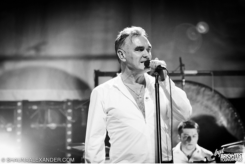 #Morrissey at Strathmore Music Center, North Bethesda, MD, January 16 2013  Photoset by sparkedheart on Flickr: http://www.flickr.com/photos/restmychemistry/8393740864/in/photostream/