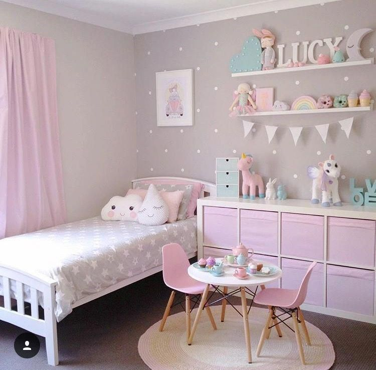 Amazing Girl Bedroom Ideas 7 Year Old, 9 Yr Old Girl Bedroom Ideas #GirlsBedroomIdeas: Looks Cool, Isn