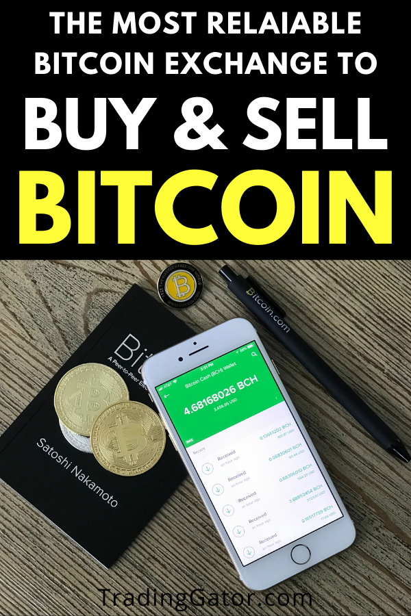 Buy and Sell Bitcoin | Best Cryptocurrency Exchanges to buy, sell & trade Bitcoin Crypto currency
