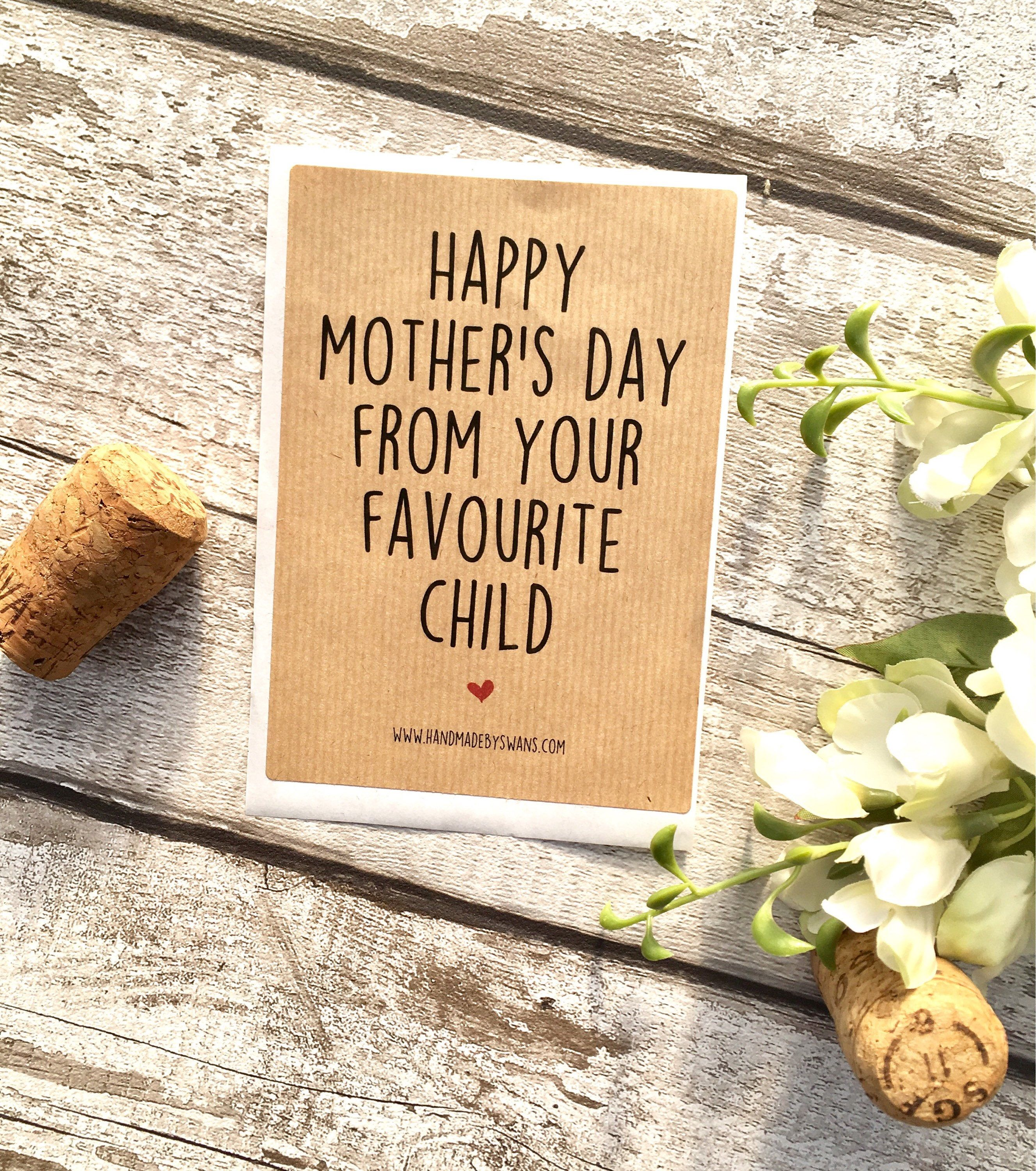 funny mothers day gifts etsy