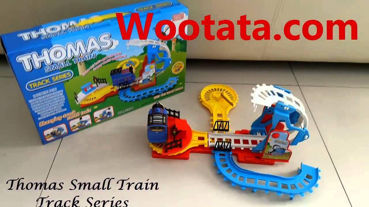 Jual Mainan Kereta Api Thomas Small Train Track Series Termurah Train Track Toys For Boys Train