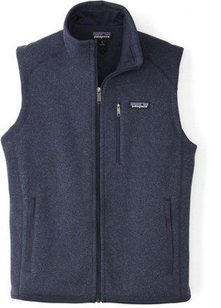 Patagonia Men's Better Sweater Vest Classic Navy XXL | Cardigans ...