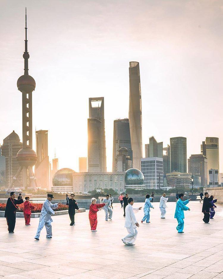 Follow 👉@gbci to get featured 👉@gbci morning training shot by @panvelvet #shanghailife_ - - - - - - #shanghai #thebund #shanghailife #zaishanghai #livingshanghai #shanghaiist #pearltower #shanghailife_ #shanghaicity #shanghainese #tianzifang #shanghaichina #shanghaiexpat #jinmaotower #orientalpearltower #shanghaibund #huangpuriver #likeforlike #picoftheday #beautifuldestination #china