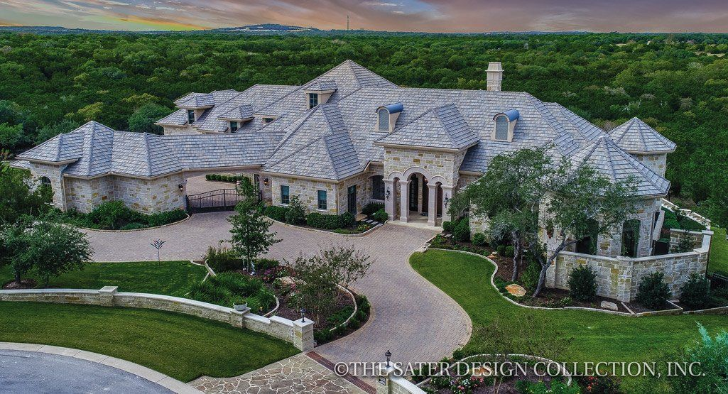 Verano House Plan House Plans Luxury House Plans Sater