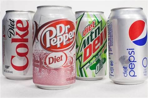 No, seriously: Diet sodas are terrible for you, too