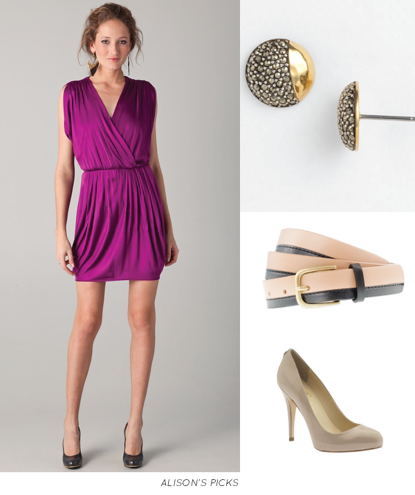Bridesmaid Rehearsal Dinner Outfit Style Me Pretty Rehearsal